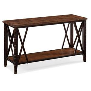 Magnussen Home Fleming Sofa Table
