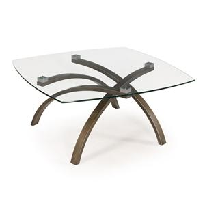 Magnussen Home Frisco Square Cocktail Table