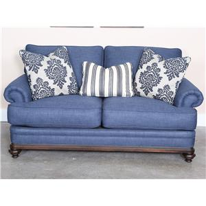 Magnussen Home Grant Loveseat