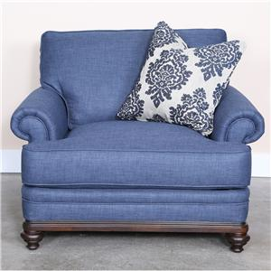 Magnussen Home Grant Chair