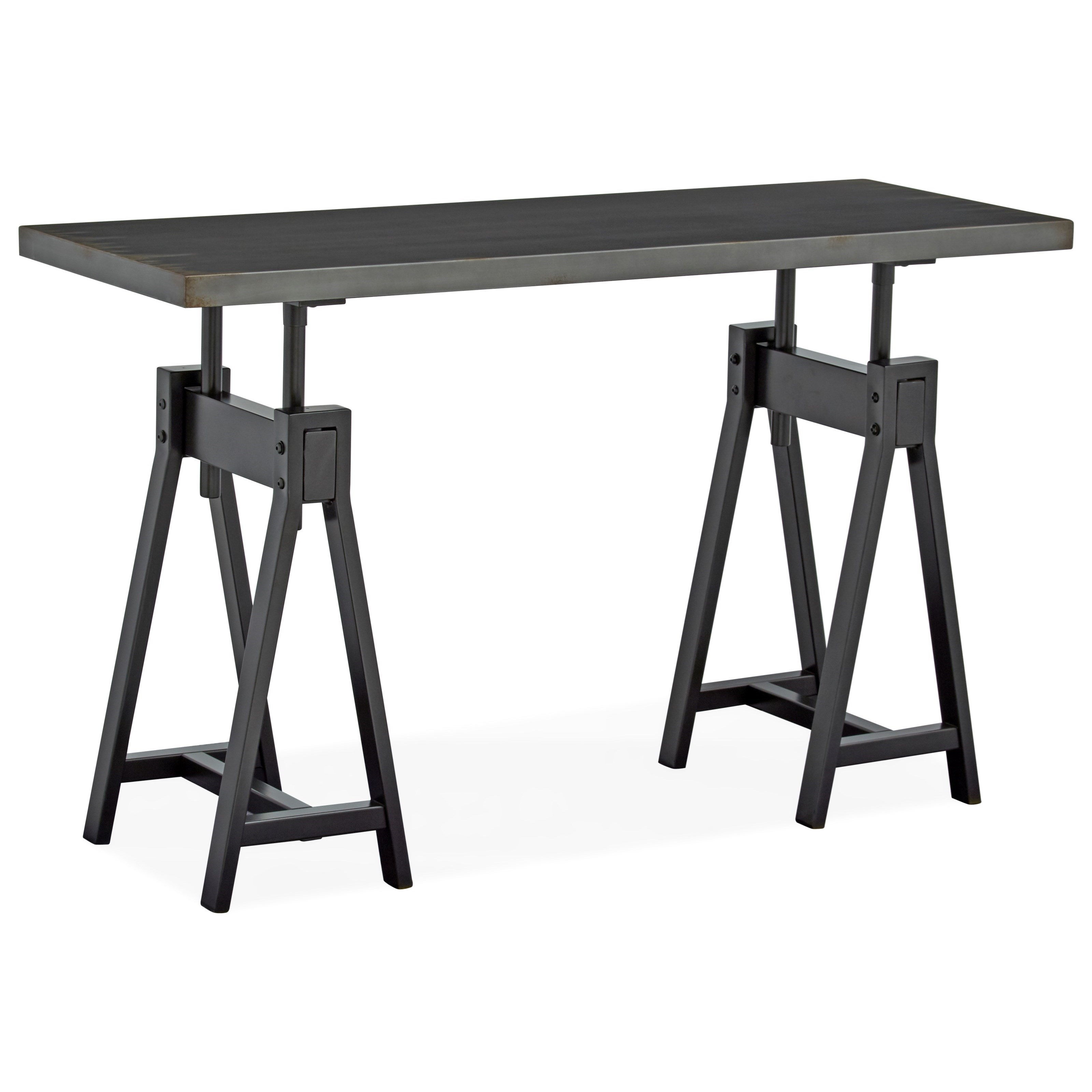 Hartley Sofa Table by Magnussen Home at Baer's Furniture
