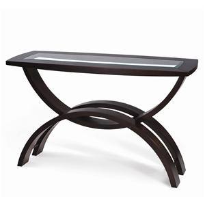 Magnussen Home Helix Rectangular Sofa Table