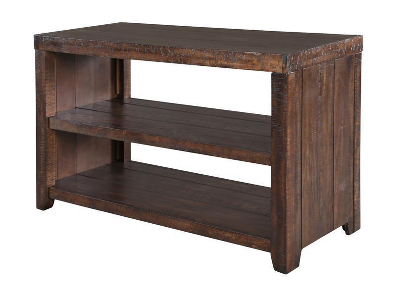 Hudson Court Hudson Court Sofa Table by Magnussen Home at Morris Home