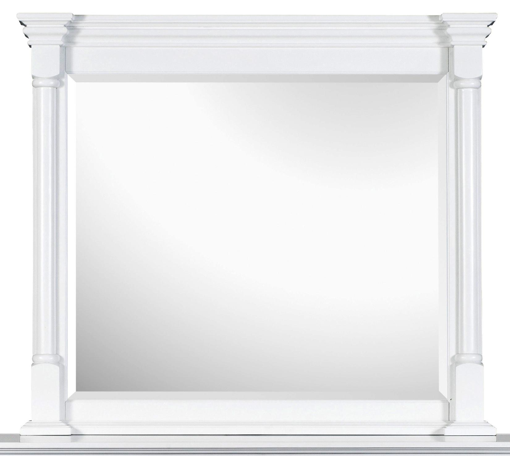 Kasey  Mirror by Magnussen Home at Baer's Furniture