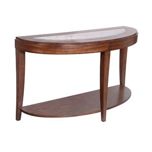 Magnussen Home Keaton Demilune Sofa Table
