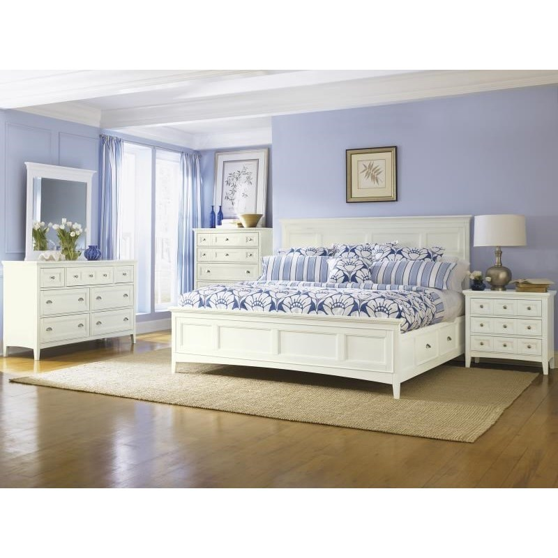 Kentwood Queen Bedroom Group by Magnussen Home at Baer's Furniture