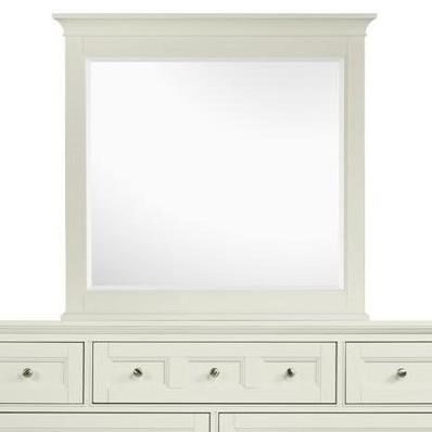 Kentwood Landscape Mirror by Magnussen Home at Baer's Furniture