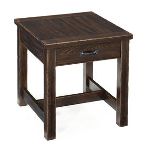 Magnussen Home Kinderton Rectangular End Table