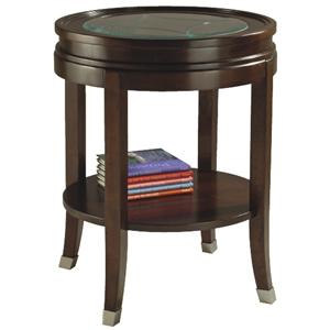 Magnussen Home Lakefield Round End Table