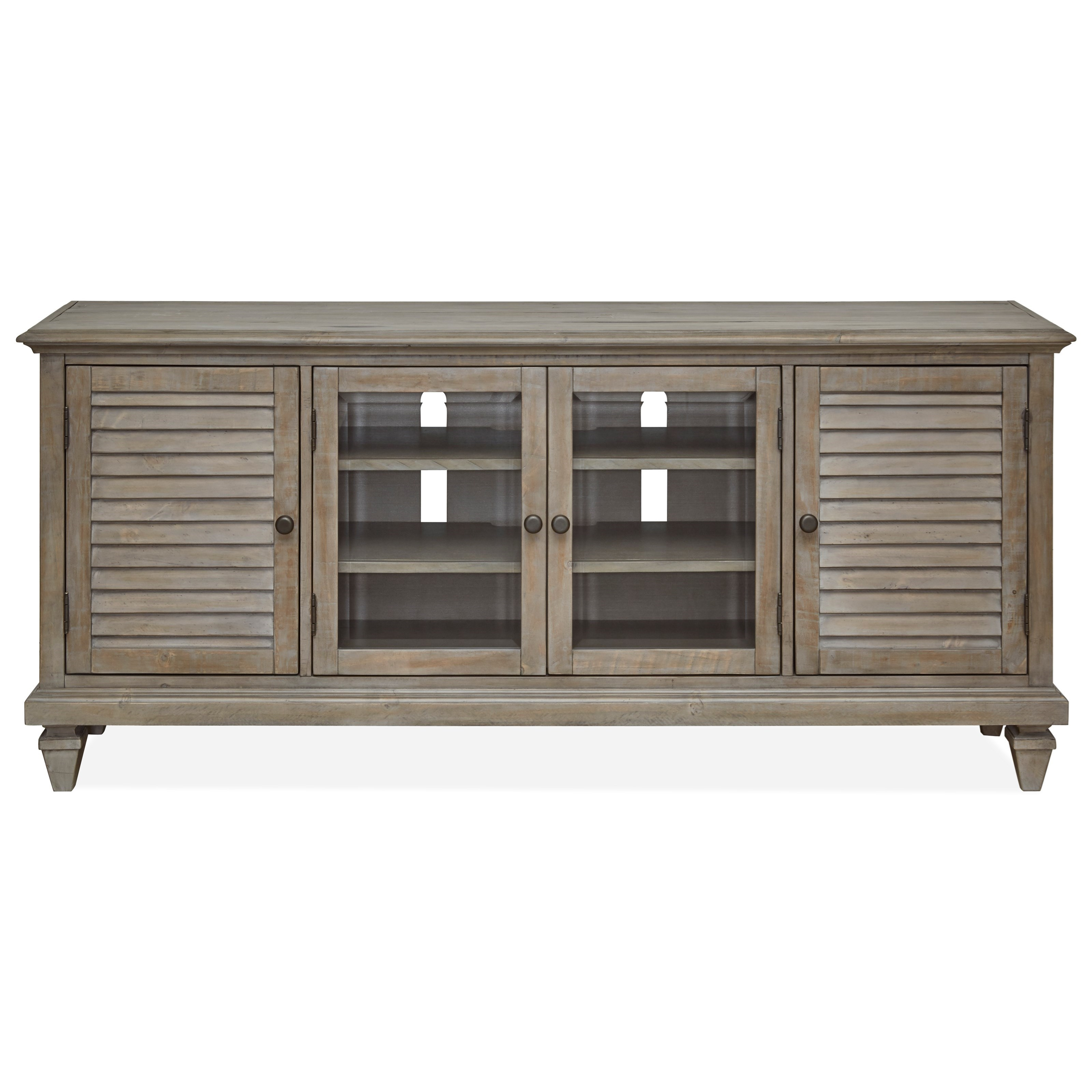 Dover Downs TV Console by Magnussen Home at Rotmans