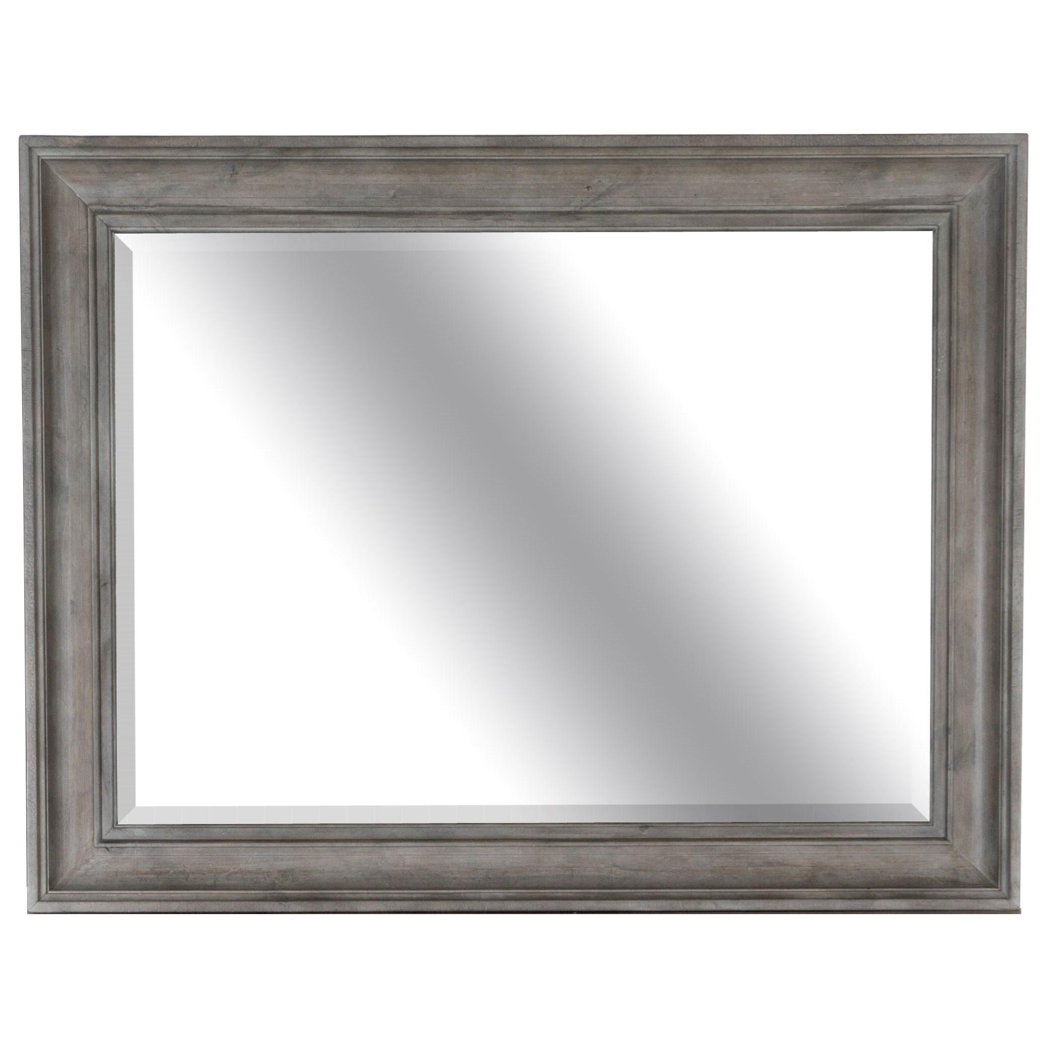 Lancaster Dresser Mirror by Magnussen Home at Value City Furniture