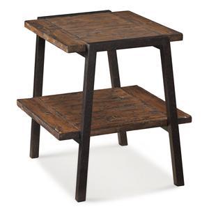 Magnussen Home Lawton Rectangular End Table