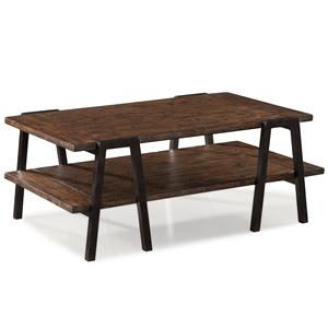 Magnussen Home Lawton Rectangular Cocktail Table