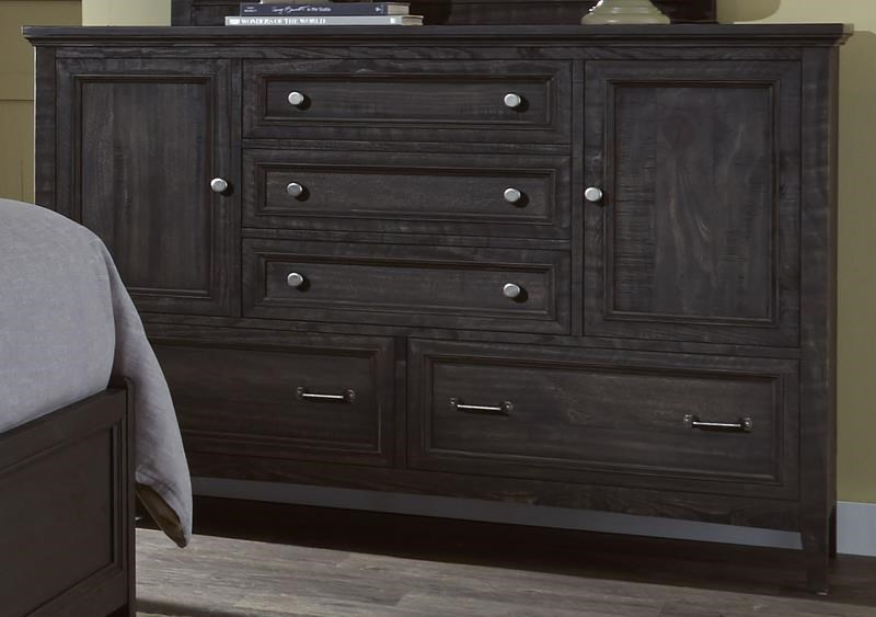 Silver Lake Silver Lake Dresser by Magnussen Home at Morris Home