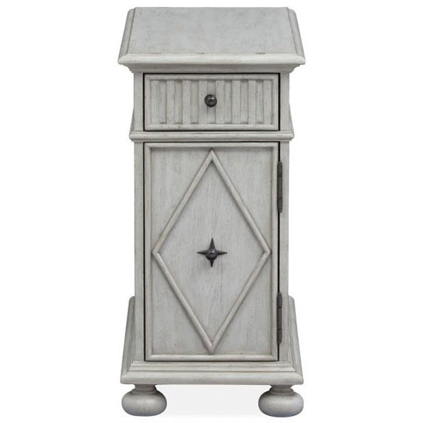 Mosaic - 6041 Chairside End Table by Magnussen Home at Stoney Creek Furniture