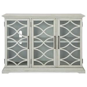 3-Door Accent Cabinet