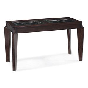 Magnussen Home Ombrio Rectangular Sofa Table