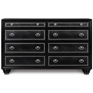 Magnussen Home Onyx Bedroom Drawer Dresser
