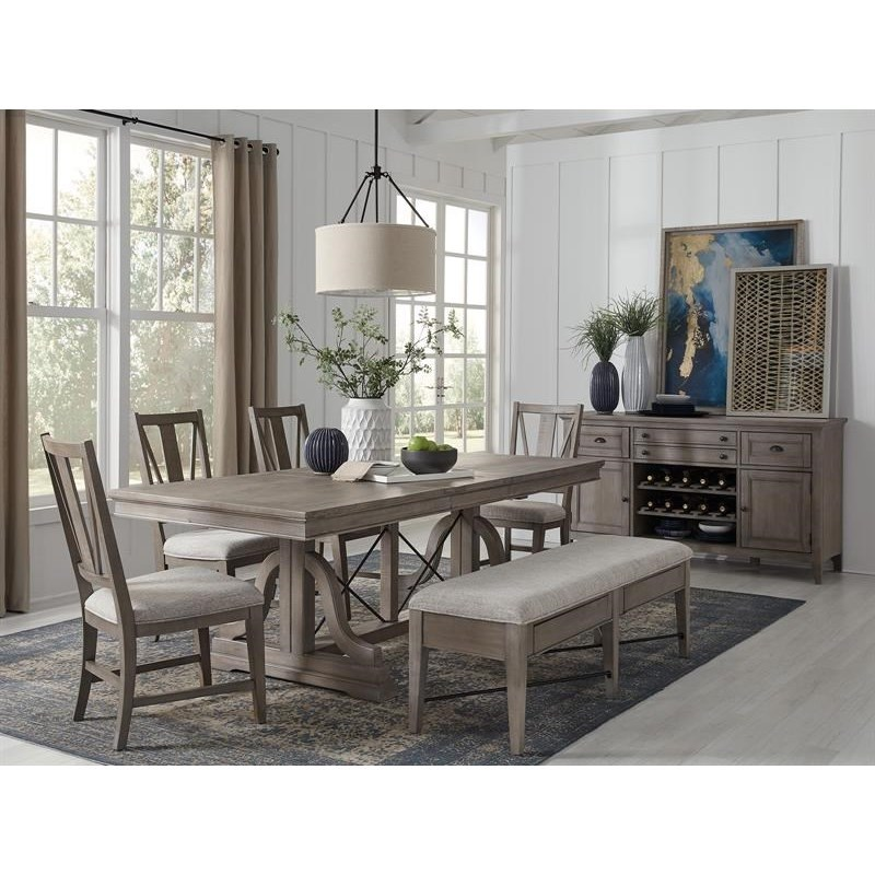 Paxton Place Formal Dining Group by Magnussen Home at Stoney Creek Furniture