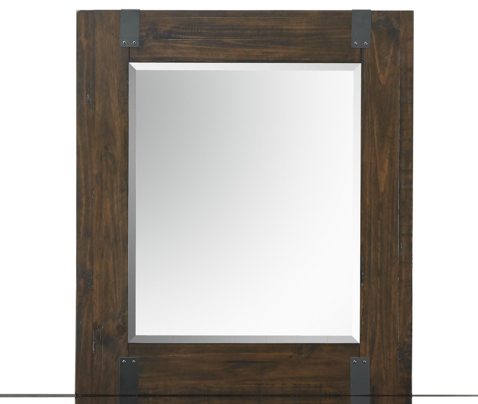 Hilltop Hilltop Mirror by Magnussen Home at Morris Home