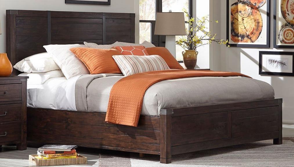 Hilltop Hilltop Queen Bed by Magnussen Home at Morris Home