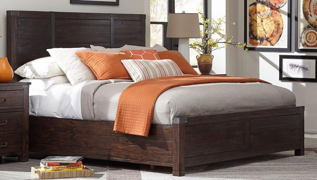 Hilltop Hilltop King Bed by Magnussen Home at Morris Home