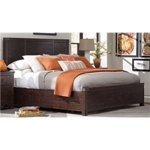 Hilltop King Bed
