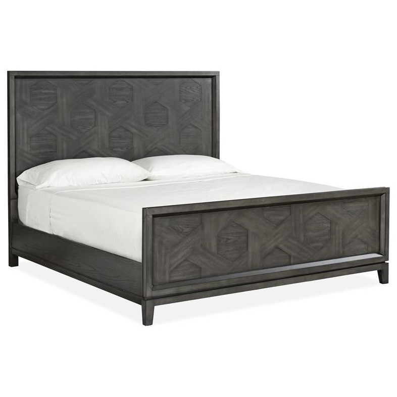 Proximity Heights Bedroom King Bed by Magnussen Home at Stoney Creek Furniture