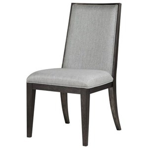 Fully Upholstered Dining Side Chair
