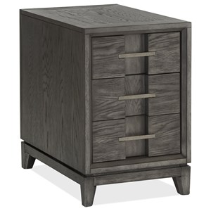Contemporary Chair Side End Table