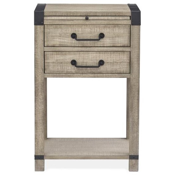 Radcliffe - B5005 Open Nightstand  by Magnussen Home at Value City Furniture