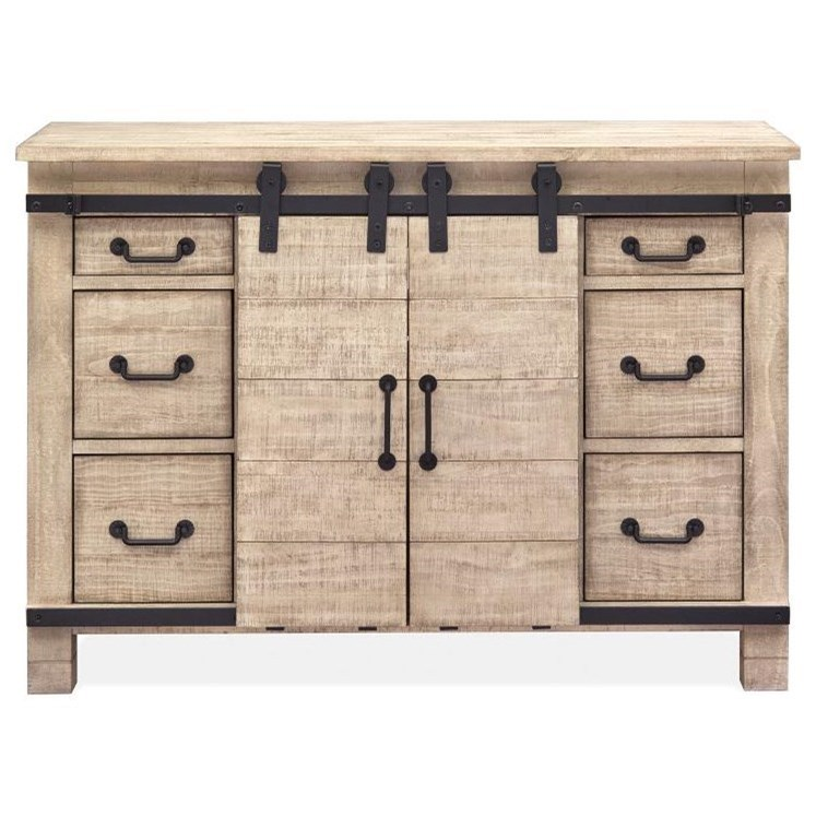 Radcliffe - B5005 Media Chest by Magnussen Home at Value City Furniture