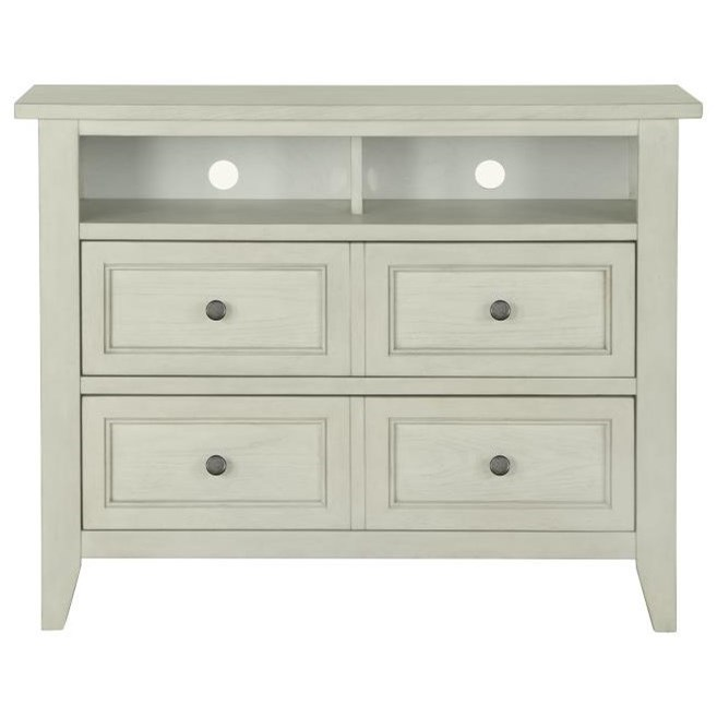 Raelynn 2 Drawer Media Chest by Magnussen Home at Value City Furniture
