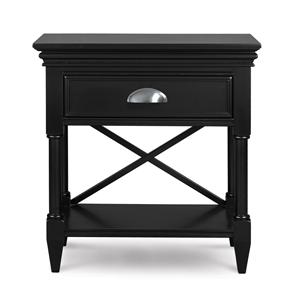 Magnussen Home Regan Open Nightstand