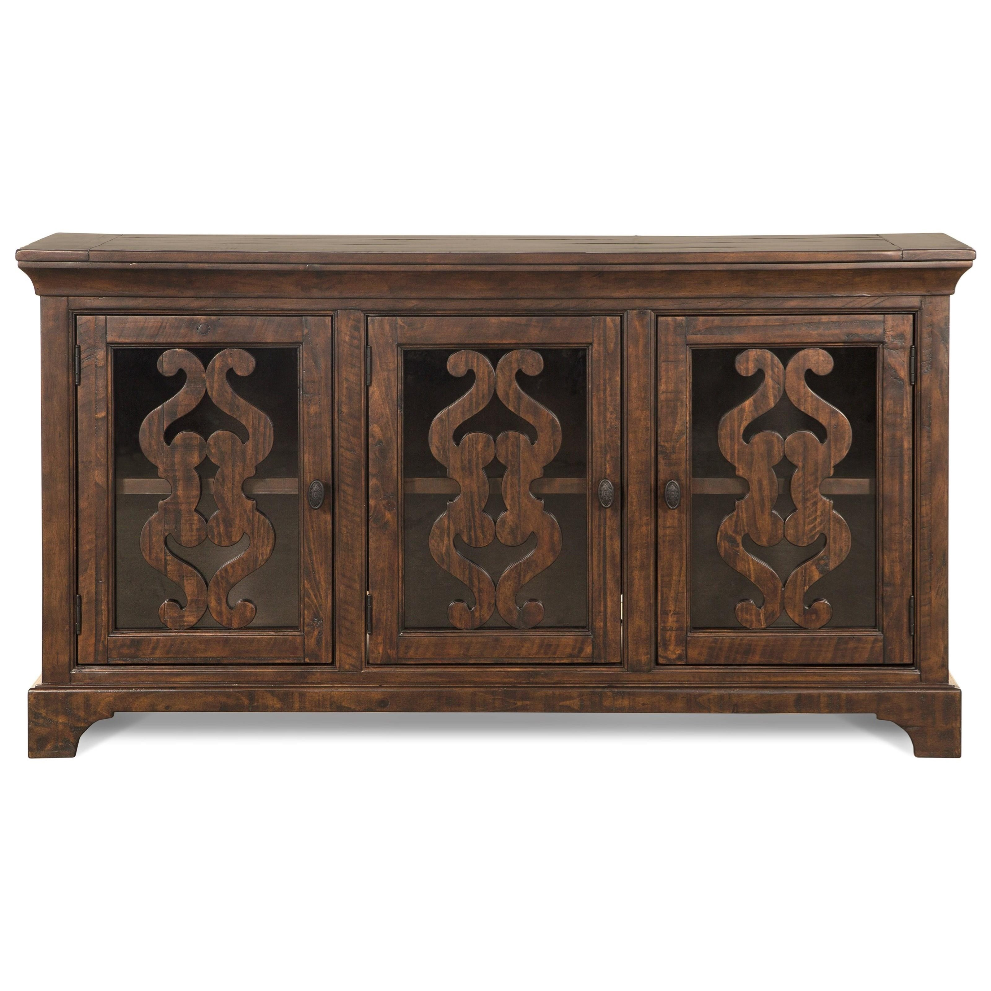 St. Claire Server by Magnussen Home at Upper Room Home Furnishings