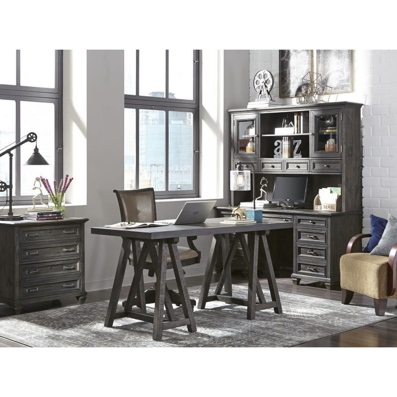 Sutton Place Home Office Group by Magnussen Home at Baer's Furniture