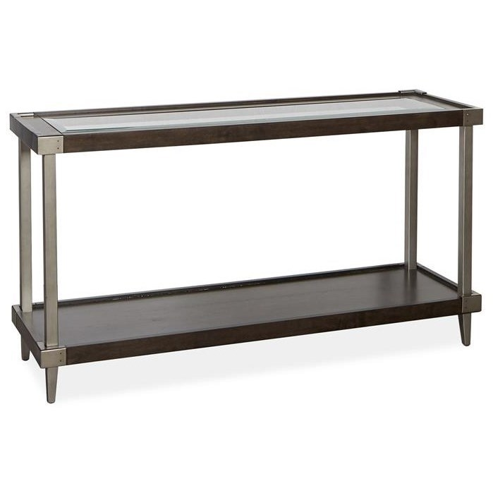 Tamron Rectangular Sofa Table by Magnussen Home at Darvin Furniture