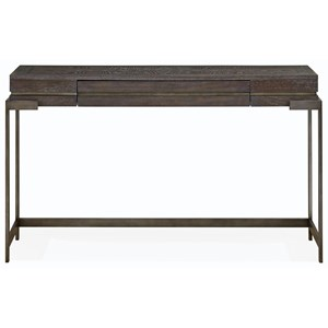 Industrial Sofa Desk Table