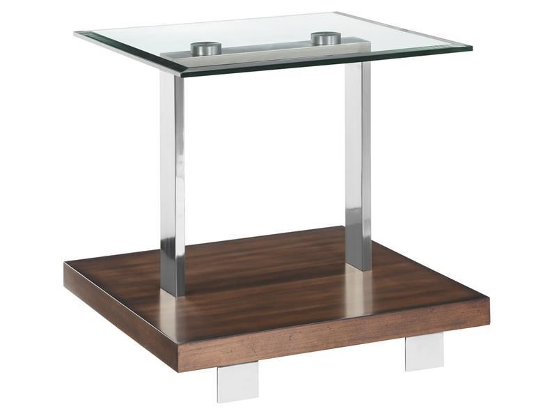 Trenton Trenton End Table by Magnussen Home at Morris Home