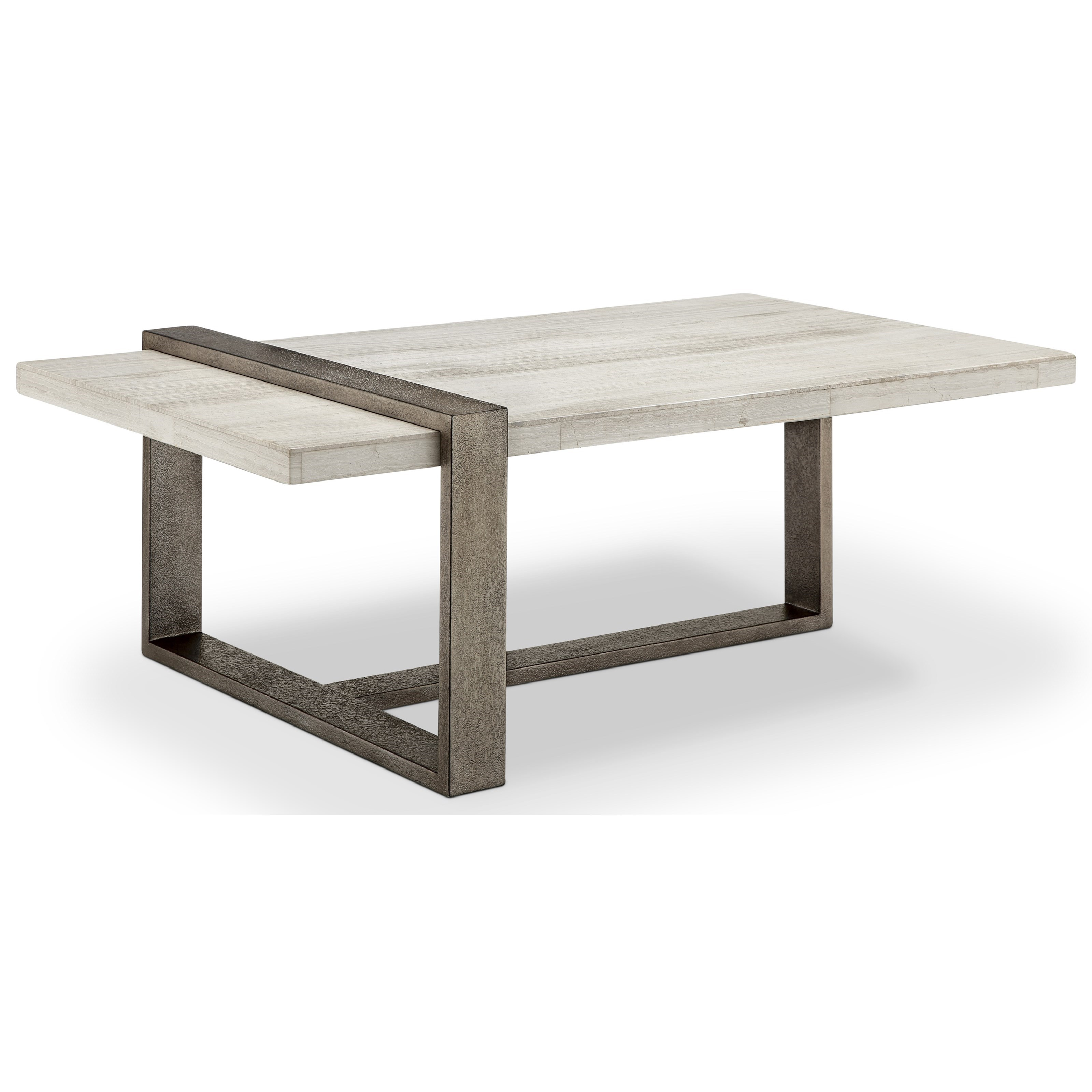 Wiltshire MH Rectangular Cocktail Table by Magnussen Home at Value City Furniture
