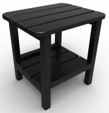 Malibu Outdoor Furniture End Table by Malibu Outdoor Living at Mueller Furniture