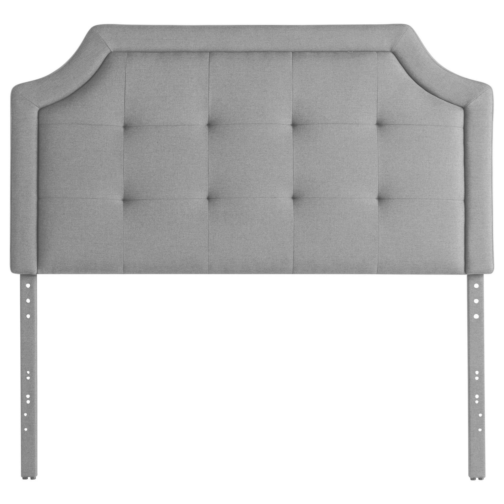 Carlisle King Headboard by Malouf at HomeWorld Furniture