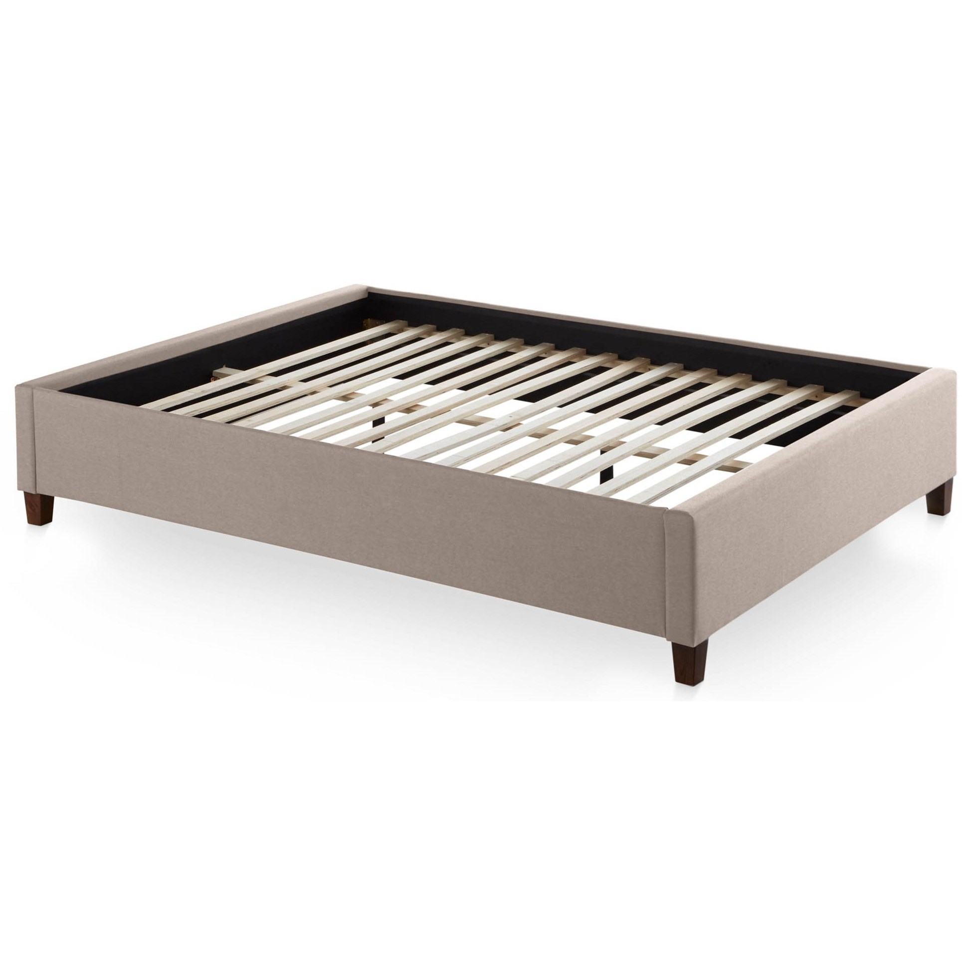 Eastman Cal King Bed by Malouf at Rife's Home Furniture