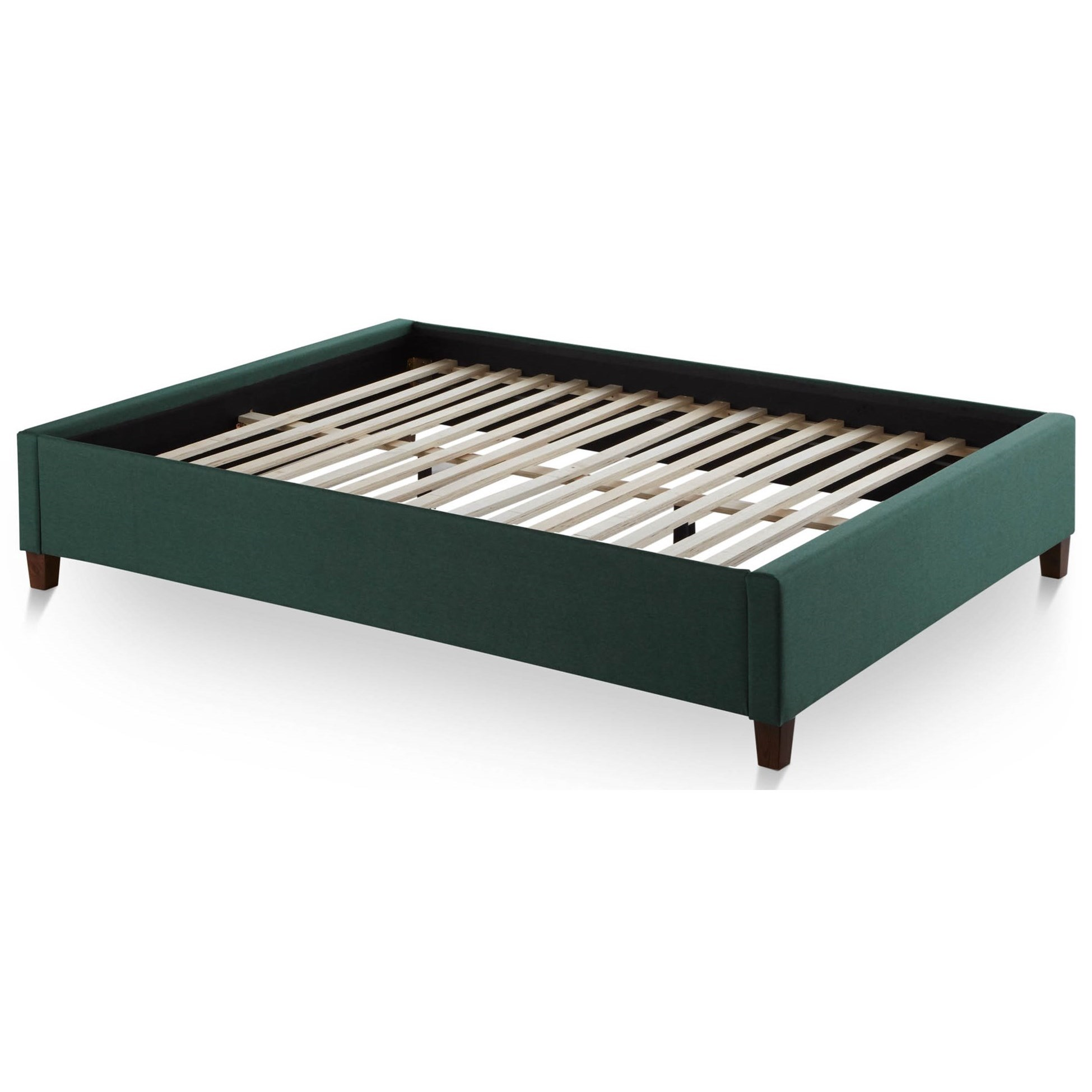 Eastman Cal King Bed by Malouf at Home Furnishings Direct