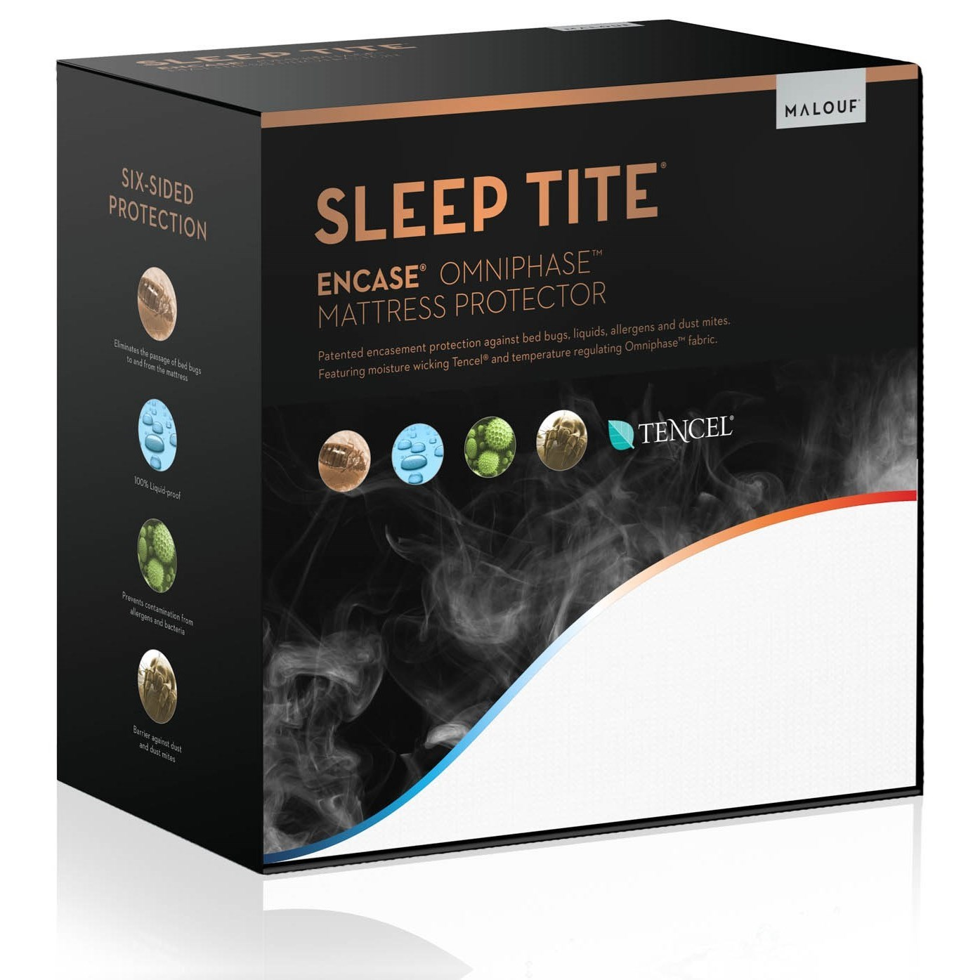 Twin Encase Omniphase Mattress Protector