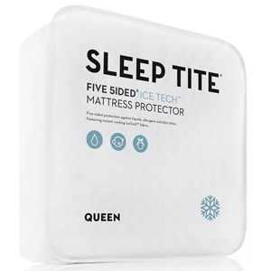 Full Extra Long Five 5ided IceTech Mattress Protector