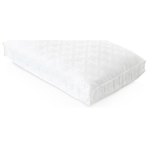 King Gel Convolution™ Low Loft Pillow