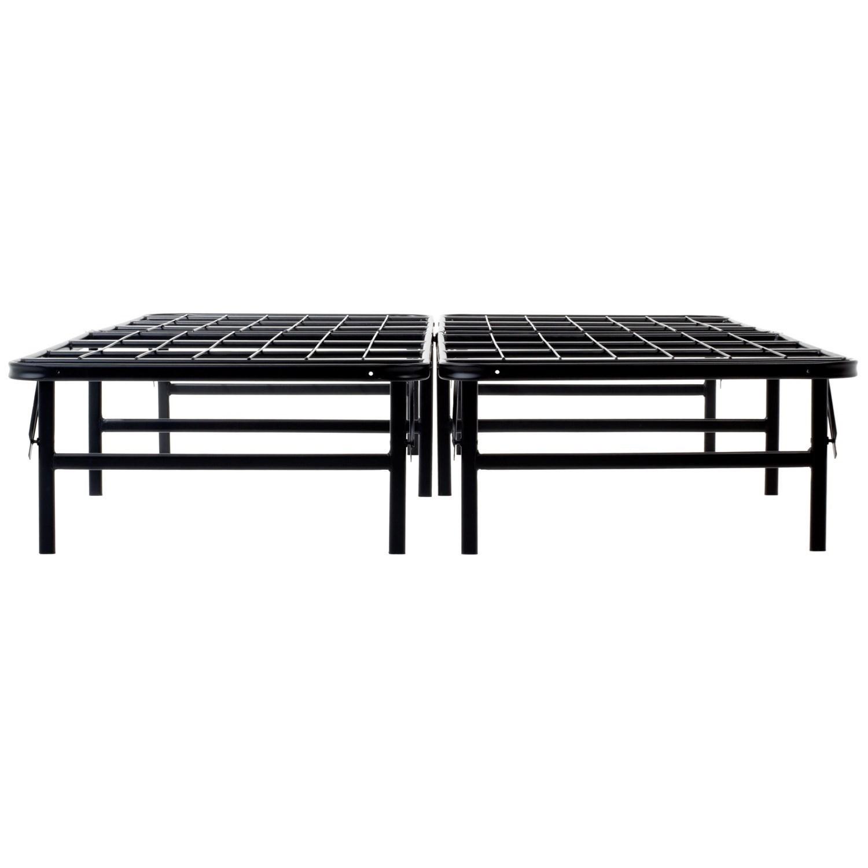 Highrise™ LT Full Highrise™ LT Bed Frame by Malouf at Standard Furniture