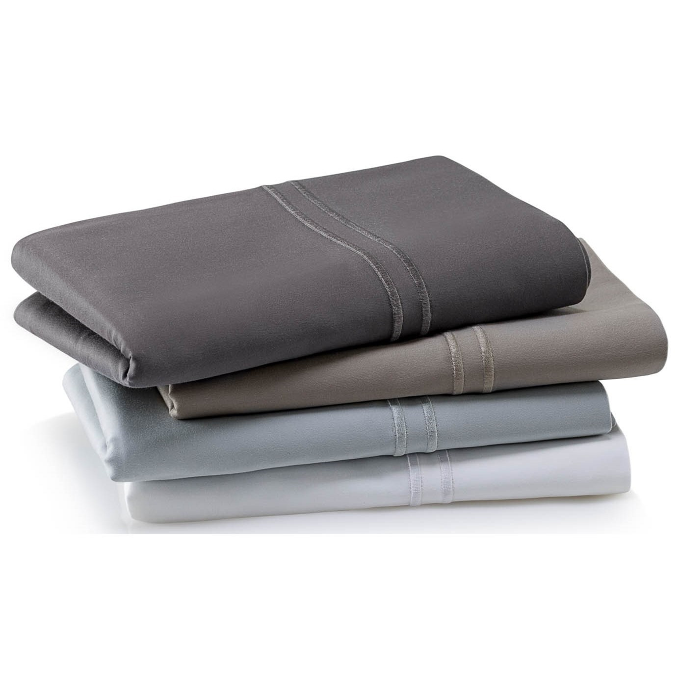 Supima Cotton Supima Cotton Sheets Queen by Malouf at Rife's Home Furniture