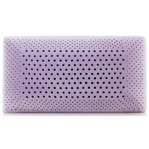 Travel Zoned Dough Lavender Pillow